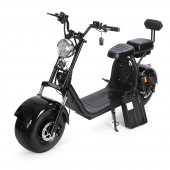 China Harley scooter with 1500w big motor and double 60v 20ah lithium battery citycoco scooter factory