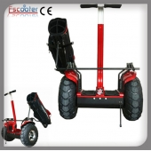 China Hot Koop Two Wheel Golf Scooter Elektrische Scooter Golf Gebruik Self Balancing Golf Cart 72V ESOI L2 fabriek