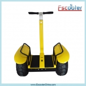 China Hot Selling Personal Mobility Transporter Electric Scooter of Big Wheels Escooter Model ESOI-Fabrik
