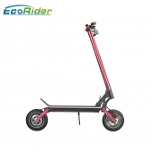 China 36V Strong Frame Aluminum alloy off road electric scooter with 1000w brushless motor factory