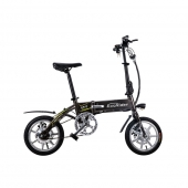 Čína Light 36V 7.8ah Lithium Battery 14 inch two wheel electric bicycle 14inch Foldable Electric Scooter továrna