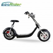 Кита Max Speed ​​50KM / H Two Wheels Electric Scooter 1500w Citycoco 2018 для взрослых 60V литиевая батарея завод