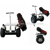 中国New personal transporter 2 Wheel Stand up offroad Segway Electric Chariot scooter for Sale, can golf use工厂