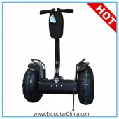 China Off Road Elektro Chariot zwei Rädern Balancing Scooter Two Wheel Selbst Balancing Scooter Lithium-Batterie 72V Esoi-L2-Fabrik