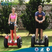 China Patrol Two Wheeled Self Balancing Vehicle Electric Scooter For Adults factory