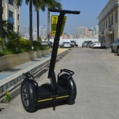 Κίνα εργοστάσιο Police Use City Segway 72V lithium Battery Self Balancing Electric Scooter with Police Card