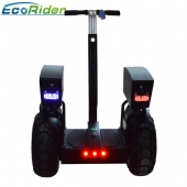 China Police Vehicle Two Wheels Electric Balance Scooter for Patrolling factory