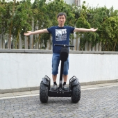 China Segway Personal Transporter Style Self-Balancing Scooter Two Wheel Electric Chariot for Sale factory