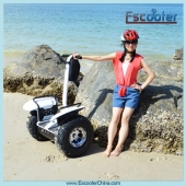Chine Segway type electric scooter from Xinli Escooter leading manufacturer usine