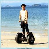 China Trustworthy Smart Mini Lithium 72v ESOI L2, Off Road Electric Chariot x2 for Sale factory