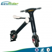 China Two Wheel Lithium Battery Electric Mini Foldable Scooter factory