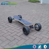 China Wholesale 4 wheels electric skateboard, E wheel electric hoverboard factory