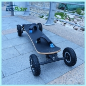 China Wireless Remote Control 1800W adults 4 wheel off road  electric skateboard for sale factory