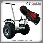 China Xinli New Generation Segway Style Golf Scooter Balance Electric Golf Cart 72V  ESOI L2 Electric Chariot Golf Use factory