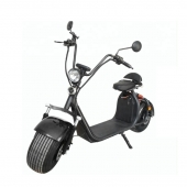 China tweewielige 1500w elektrische scooter 70 km RangeCard Charge Citycoco gecertificeerd EEC fabriek