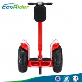 China EcoRider 4000w Double Battery Two Wheels Electric Chariot Scooter factory