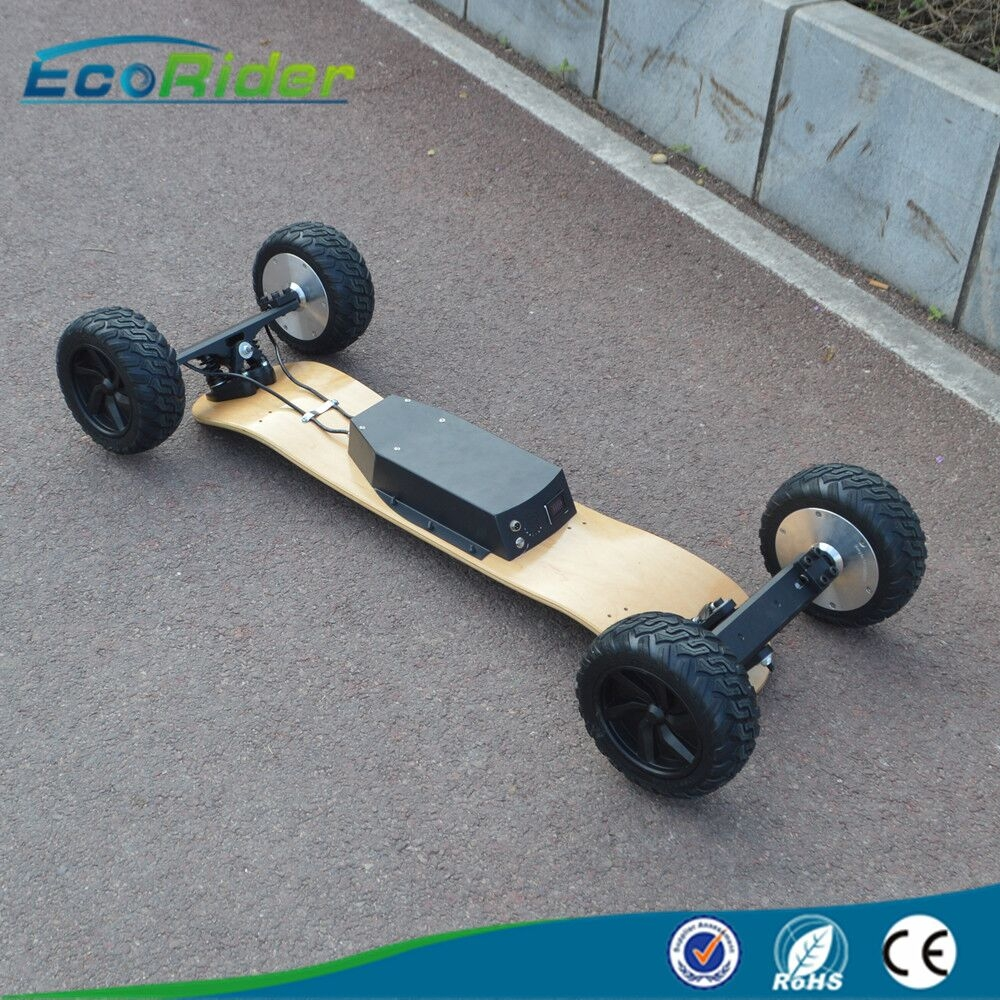 2017 hot selling 4 wheel electric scooter off road boosted. Black Bedroom Furniture Sets. Home Design Ideas