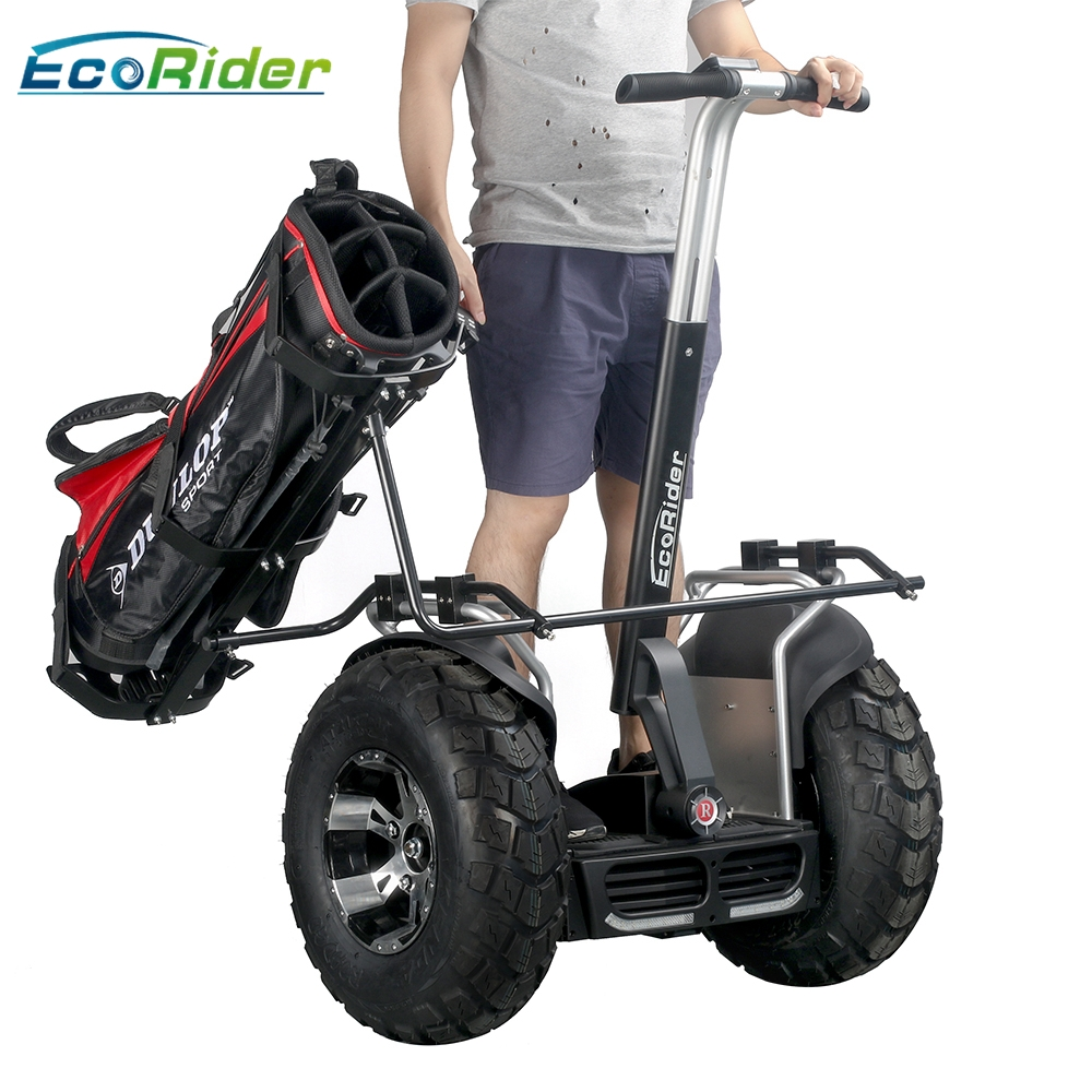 2018 New Product Electric Golf Cart , China Segway Golf Scooter, Smart Balance Golf Car for Sale