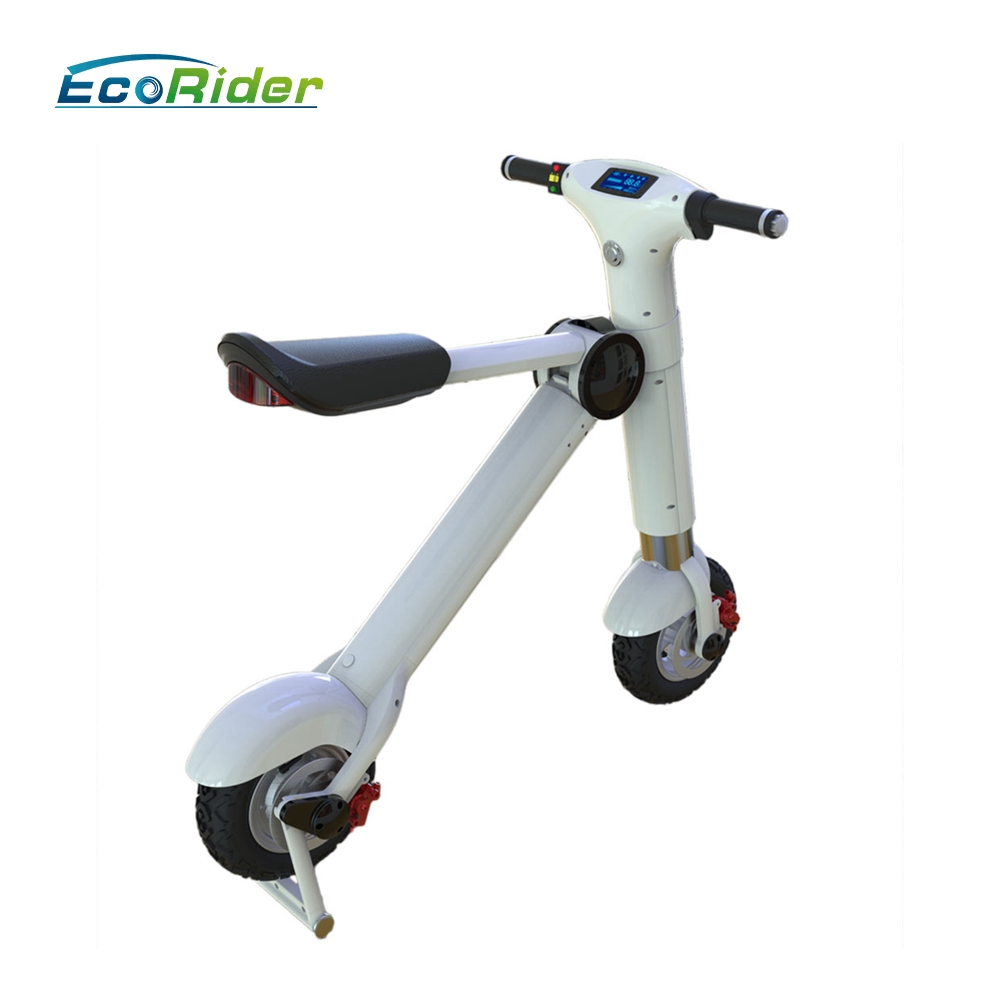 China Manufacturer 48v 500w Foldable Electric Bike For