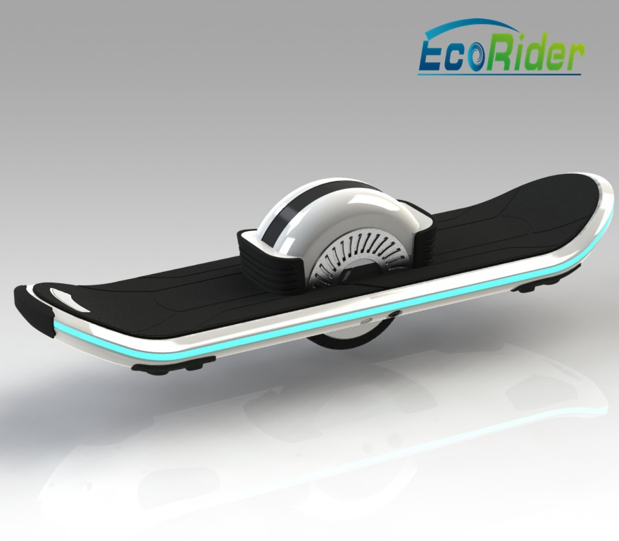 bluetooth one wheel skateboard self balancing hoverboard. Black Bedroom Furniture Sets. Home Design Ideas