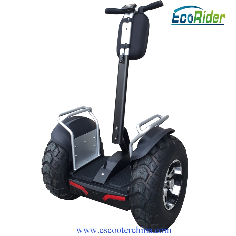 Brushless motor off road segway doppel 633wh samsung for Electric scooter brushless motor