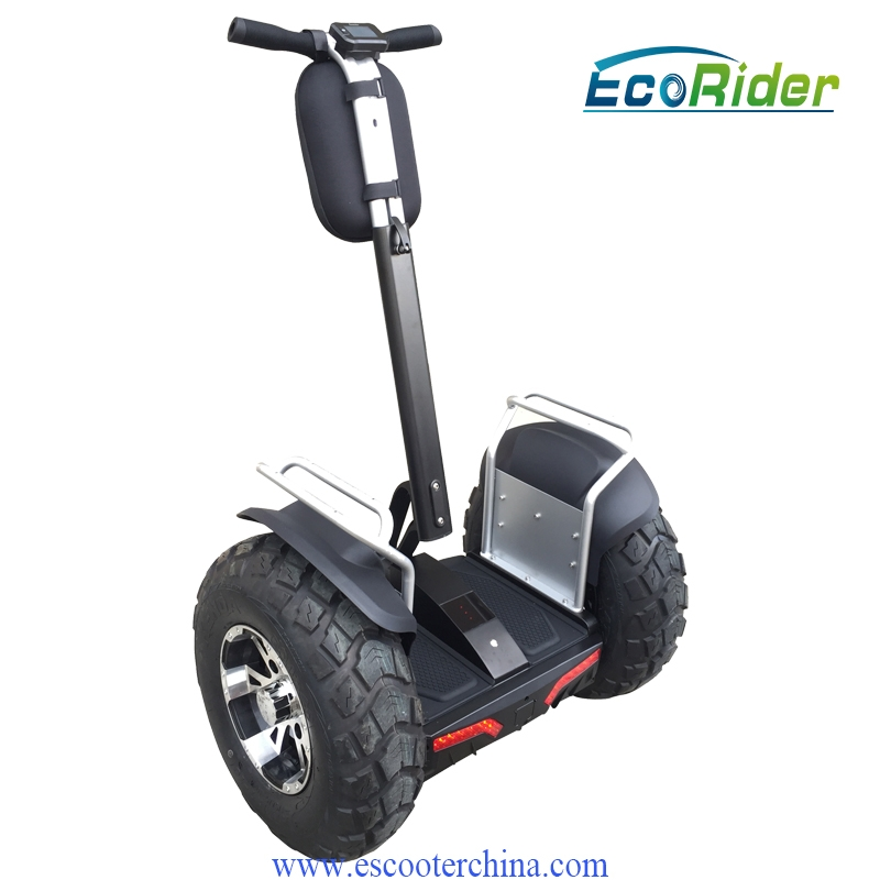E8 2 brushless motor off road segway double 633wh samsung for Electric scooter brushless motor
