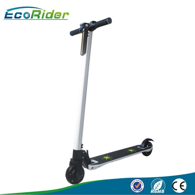 E4 new products lithium battery electric skateboard for Electric scooter brushless motor