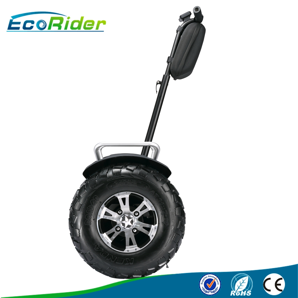 Ecorider Double Battery 4000w Two Wheels Electric Chariot