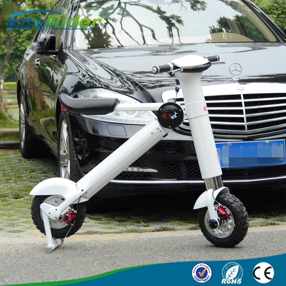 4 Wheel Electric Bike >> Folding Electric bike - Modern 10 inch hot folding ...