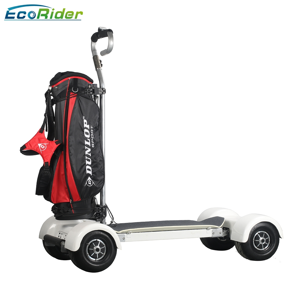 Four Wheels Electric Skateboard Golf Board With 60v Battery And Long Range