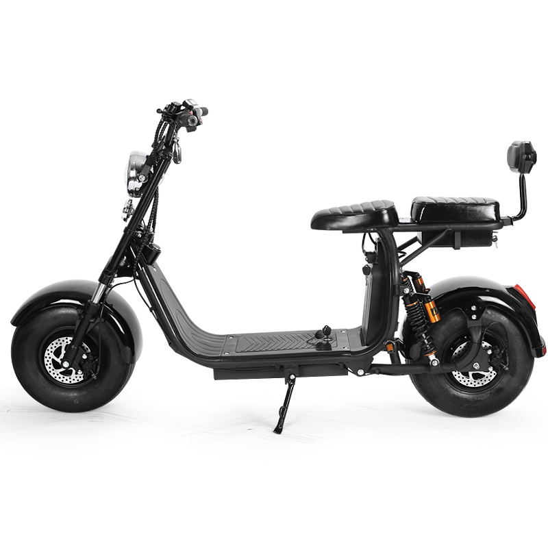 Harley Scooter With 1500w Big Motor And Double 60v 20ah