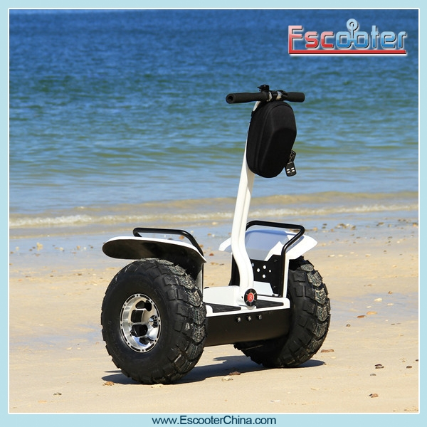 Stand Up Electric Scooter >> High Green Battery Powered 2 Wheel Electric Standing ...