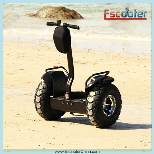 High Green Battery Powered 2 Wheel Electric Standing