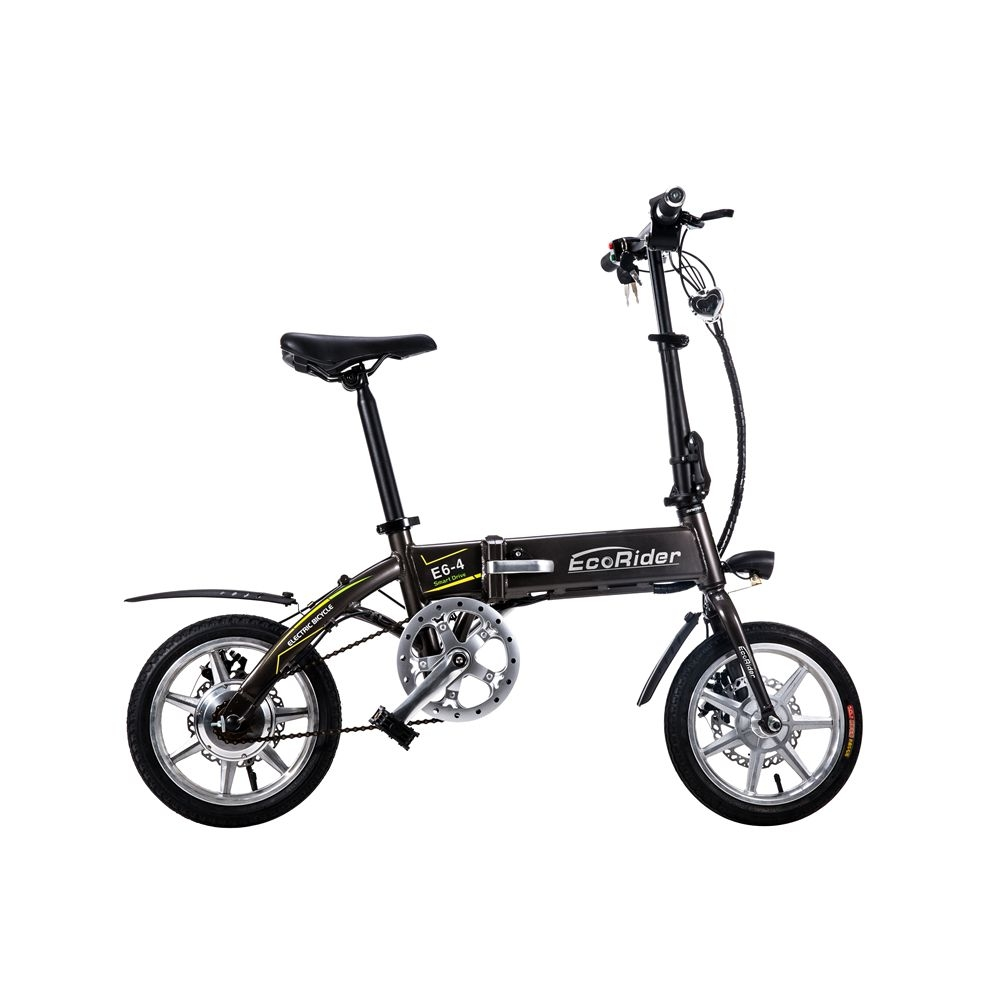 light 36v lithium battery 14 inch two wheel electric bicycle 14inch foldable electric. Black Bedroom Furniture Sets. Home Design Ideas