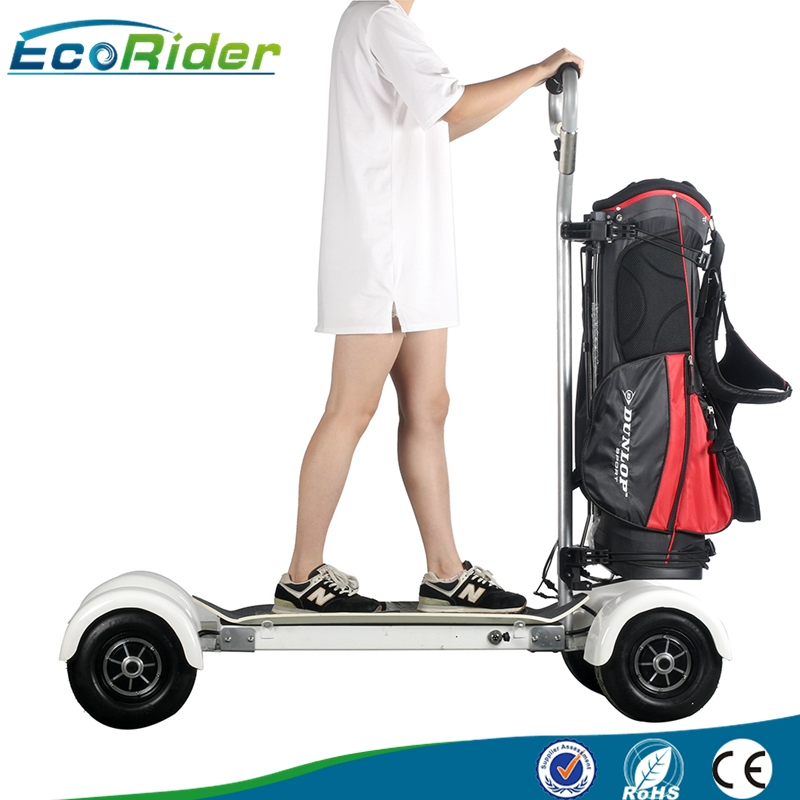 New Chinese Foursquare Electric Golf Cart Electric