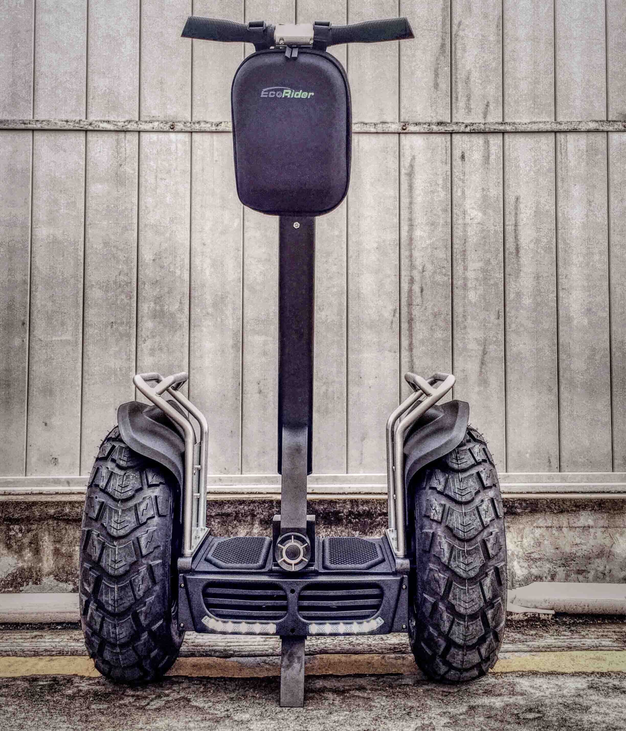 Patrol Two Wheeled Self Balancing Vehicle Electric Scooter