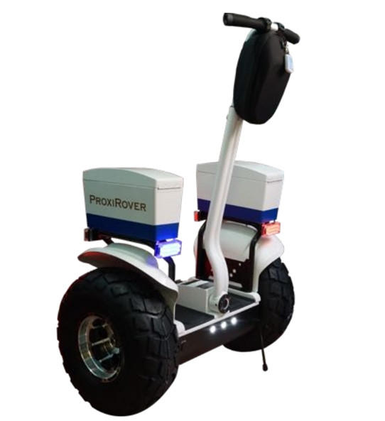 Segway Police Vehicle Two Wheels Self Balancing Electric
