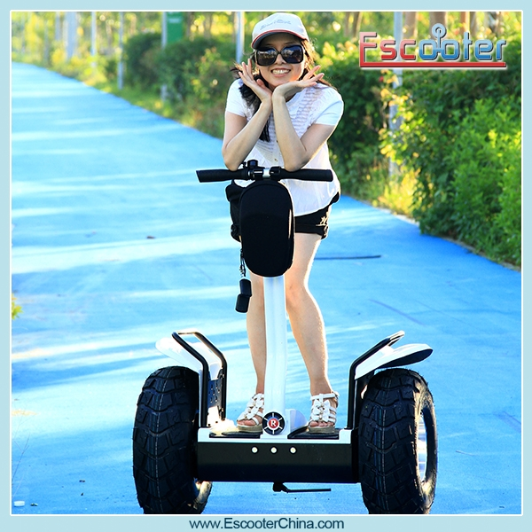 Powerful And Long Range Motorized Scooters Electric