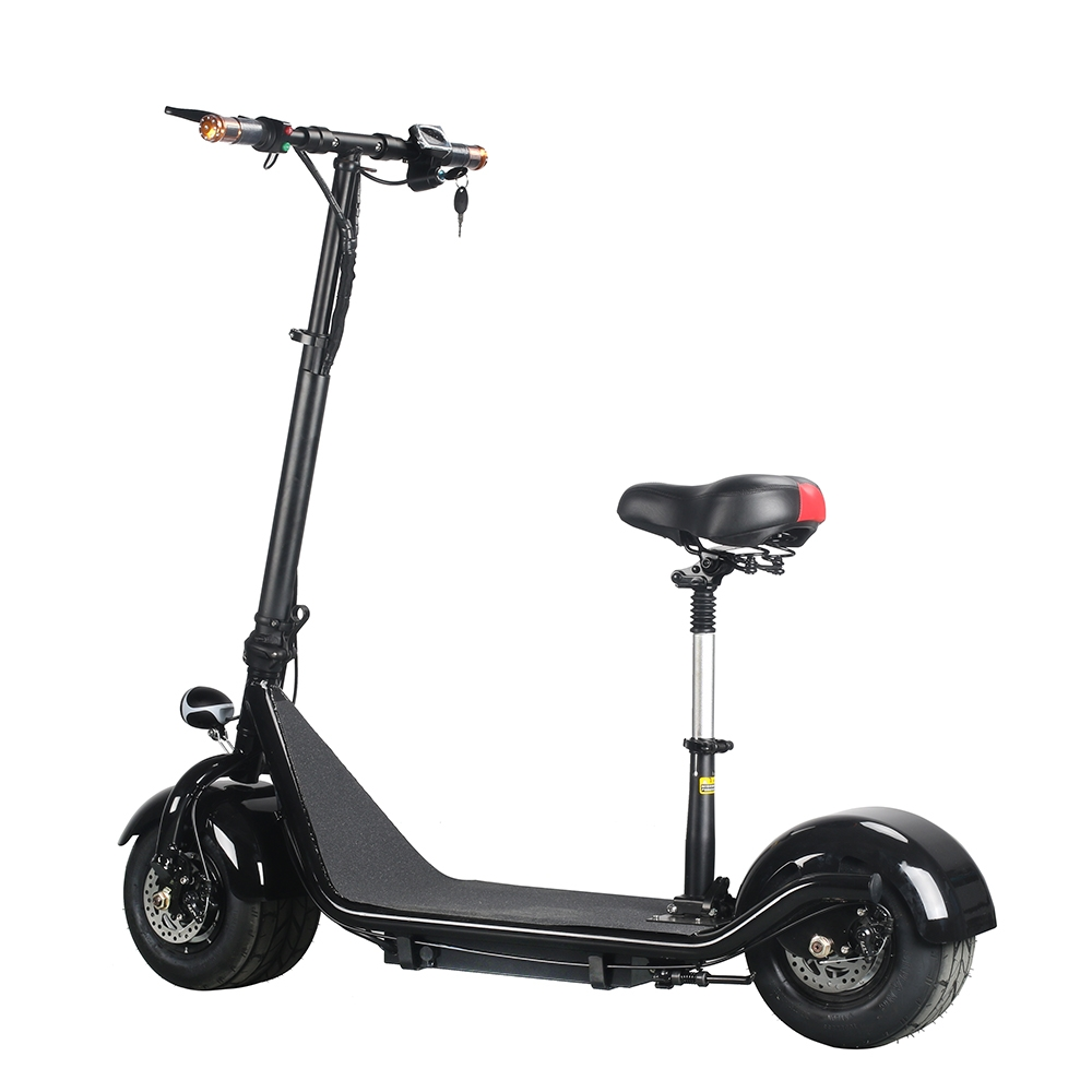 bonne qualit 500w moteur brushless mini harley v lo lectrique scooter avec ce. Black Bedroom Furniture Sets. Home Design Ideas