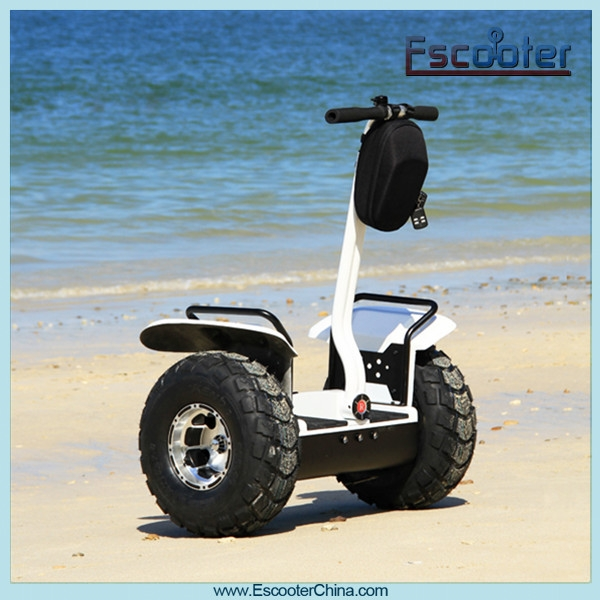Waterproof Big Wheel Electric Scooter Buy Big Wheel